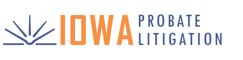 Iowa Probate Litigation Logo